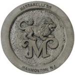 - MASSARELLIS STONE LARGE ROOSTER STATUE