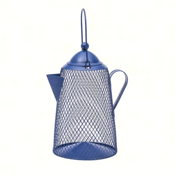 - PERKY PET NONO CAMPFIRE COFFEE POT MESH FEEDER
