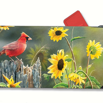 - MAGNET WORKS CARDINAL VIEW MAILBOX COVER