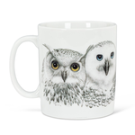 - ABBOTT CONTEMPLATION OWLS JUMBO MUG