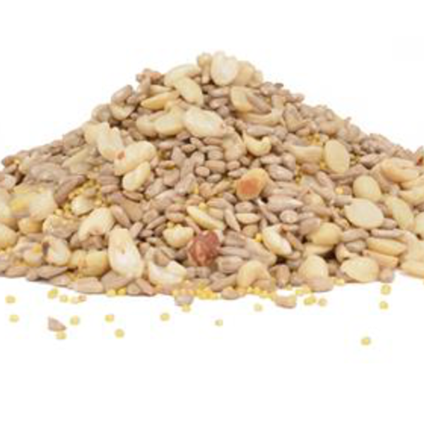 -SHELL FREE MEDLEY SEED MIX #20 LB. STORE PICKUP ONLY