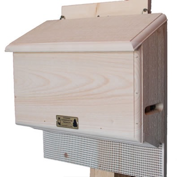 - COVESIDE SUNSHINES LARGE BAT HOUSE