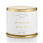 - ILLUME SOY CANDLES WINTER WHITE DEMI TIN 3 OZ