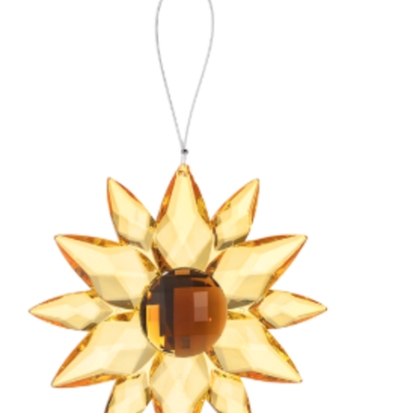 - GANZ CRYSTAL EXPRESSIONS SUNFLOWER ORNAMENT