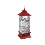 - GANZ LIGHT UP CARDINAL & ROBIN SHIMMER LANTERN