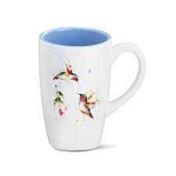 - DEMDACO SUMMER HUMMINGBIRDS LATTE MUG