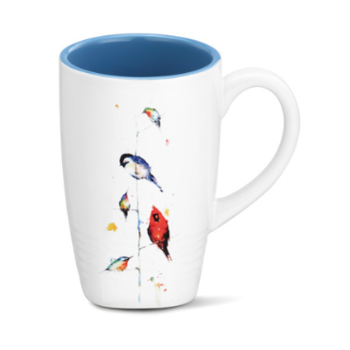 - DEMDACO BIRDS ON A BRANCH LATTE MUG