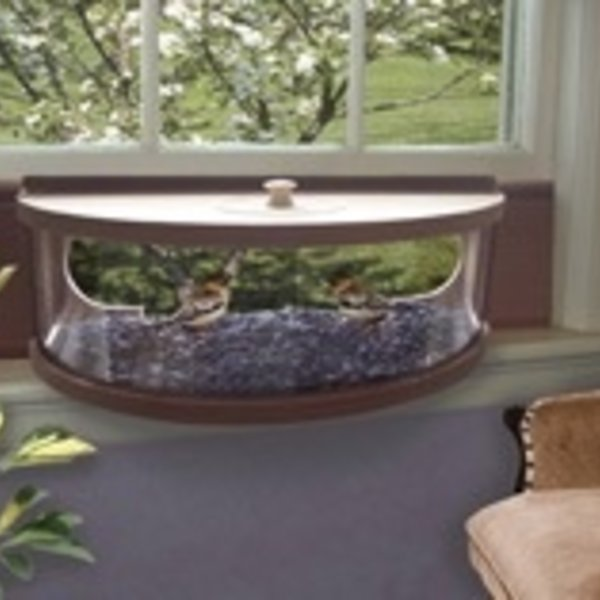 - COVESIDE PANORAMIC IN-HOUSE WINDOW FEEDER
