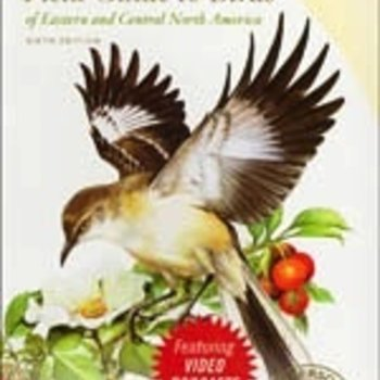 - PETERSON FIELD GUIDE TO BIRDS OF EASTERN AND CENTRAL NORTH AMERICA