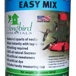 - SONGBIRD ESSENTIALS CLEAR NECTAR POWDER 24OZ