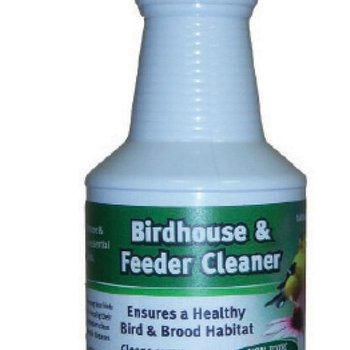 - SONGBIRD ESSENTIALS BIRD HOUSE & FEEDER CLEANER 16oz