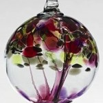 """- KITRAS TREE OF ENCHANTMENT 2"""" BALL WISHES"""