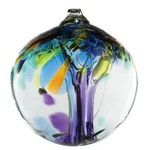 "- KITRAS TREE OF ENCHANTMENT 2"" BALL WISDOM"
