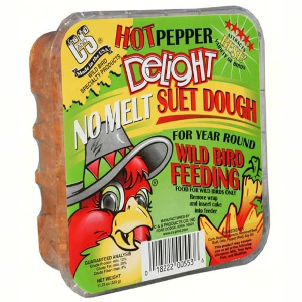 - C&S HOT PEPPER DELIGHT SUET