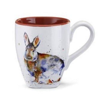 - DEMDACO COTTONTAIL COFFEE MUG 16OZ