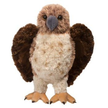 - DOUGLAS CUDDLE TOYS ORION RED-TAILED HAWK