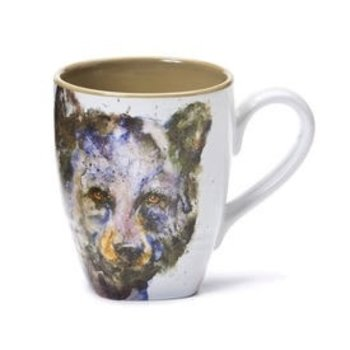 - DEMDACO BEAR COFFEE MUG 16OZ