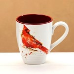 - DEMDACO CARDINAL COFFEE MUG 16OZ
