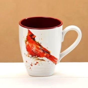 - DEMDACO CARDINAL COFFEE MUG 16OZ