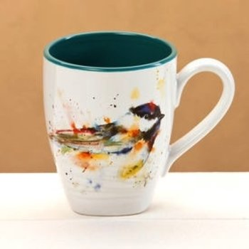 - DEMDACO CHICKADEE COFFEE MUG 16OZ