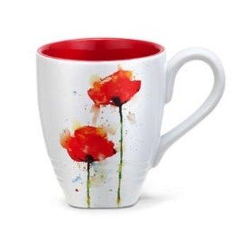 - DEMDACO POPPY COFFEE MUG 16OZ
