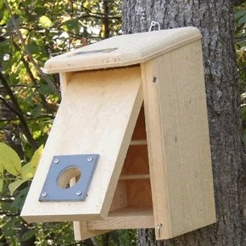 - COVESIDE CONVERTIBLE WINTER ROOST/BIRDHOUSE