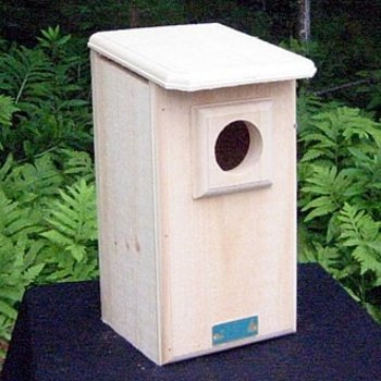 - COVESIDE SAW-WHET OR SCHREECH OWL HOUSE