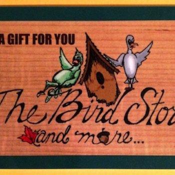 -BIRD STORE GIFT CARD- 100.00