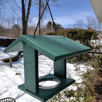 - HILLTOP RECYCLED FRUIT BOWL FEEDER