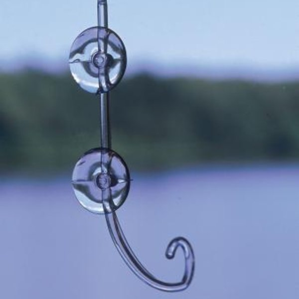 """- BIRDS CHOICE """"THE GREAT HANG-UP"""" SUCTION CUP WINDOW HOOK"""