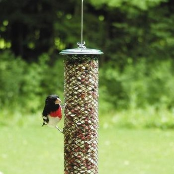 - BIRDS CHOICE MAGNET MESH PEANUT FEEDER