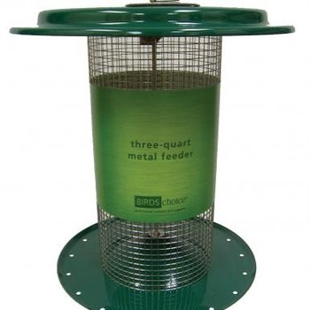 - BIRDS CHOICE 3 QT. MESH SUNFLOWER FEEDER