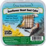 - PINE TREE SUNFLOWER HEART SUET