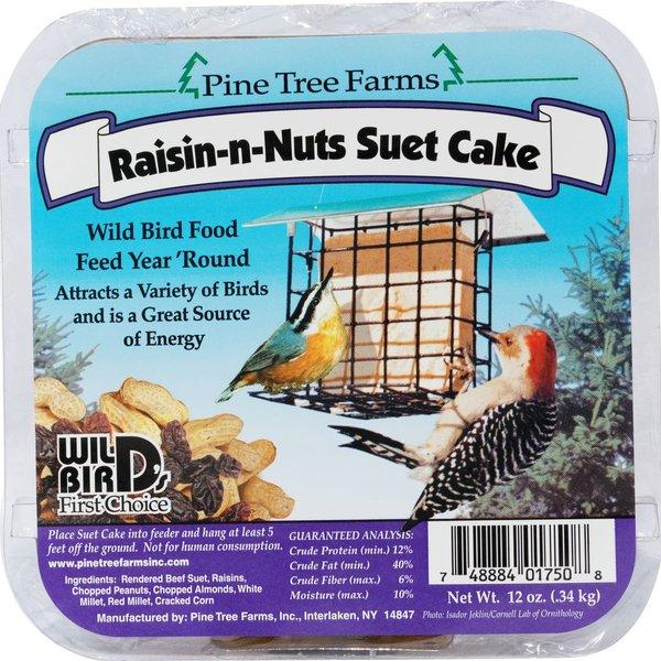 - PINE TREE RAISIN'N NUTS SUET