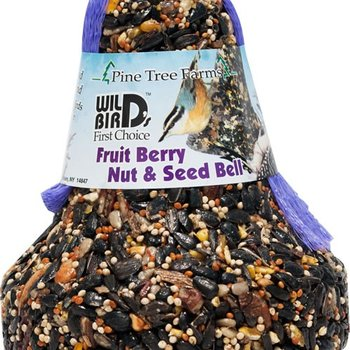 - PINE TREE FRUIT, BERRY AND NUT SEED BELL