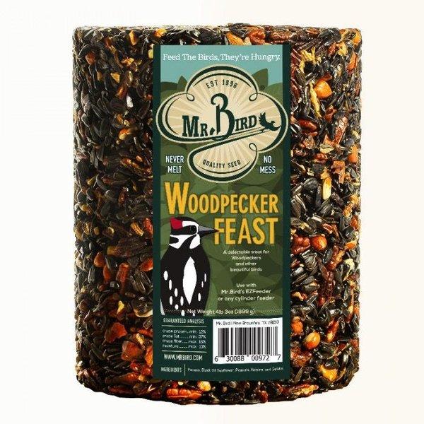 - MR BIRD WOODPECKER FEAST 72 OZ