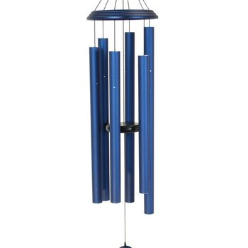 "- MAJESTY BELLS VIENNA CHIMES 44"" MIDNIGHT BLUE"