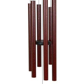 "- MAJESTY BELLS VIENNA CHIMES 50"" RUBY SPLASH"