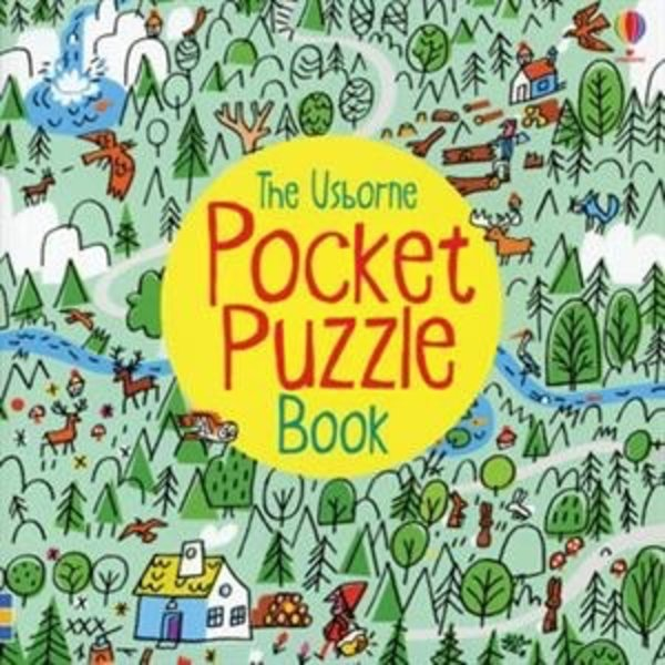 - USBORNE BOOKS POCKET PUZZLE BOOK