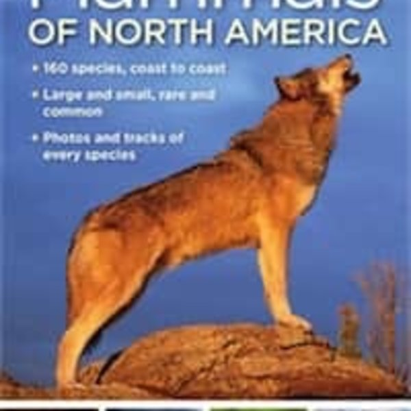 - NATIONAL GEOGRAPHIC POCKET GUIDE TO MAMMALS OF NORTH AMERICA