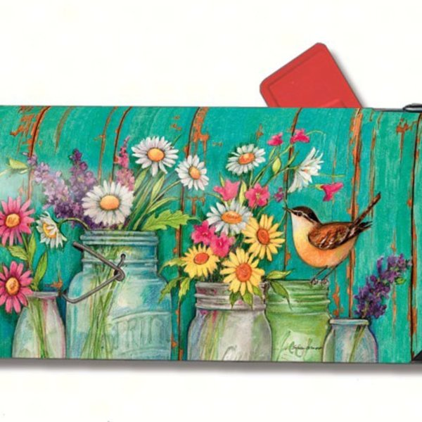 - MAGNET MAILBOX COVER JUST PICKED
