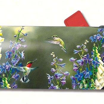 - MAGNET MAILBOX COVER HUMMINGBIRDS