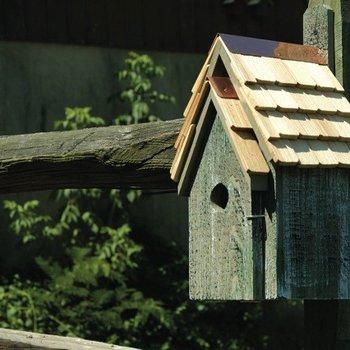 - HEARTWOOD BLUEBIRD MANOR HOUSE