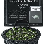 - GANZ LUCKY LITTLE TURTLES POCKET CHARMS