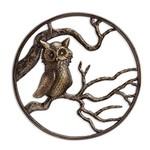 - SPI OWL GARDEN WALL HANGING