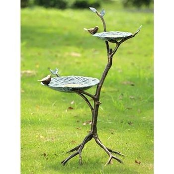 - SPI GOSSIPING BIRDS BIRDFEEDER BATH