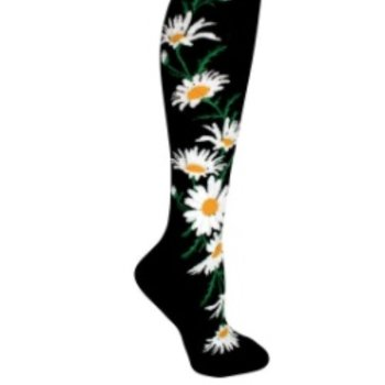 - MODSOCK CRAZY FOR DAISIES KNEE SOCKS