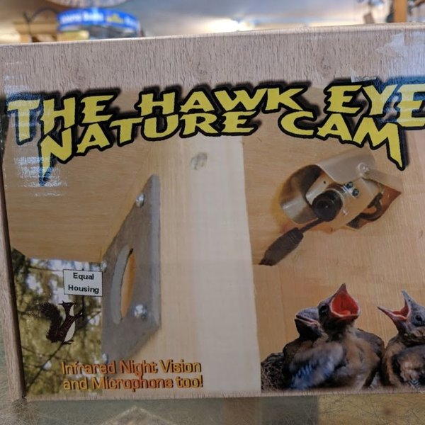 - BSC HAWK-EYE NATURE CAM