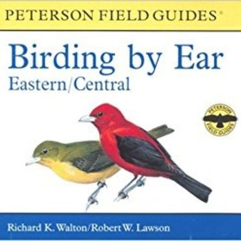 - PETERSON BIRDING BY EAR EASTERN/CENTRAL CD