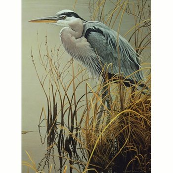 - COBBLE HILL GREAT BLUE HERON PUZZLE 500PC
